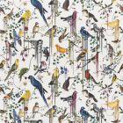 Birds Sinfonia Perce Neige Gardinlängd
