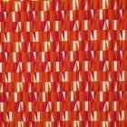 Prisma Röd/Vit/Orange Öljettlängd