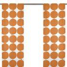 Tallyho Orange Panelgardin