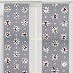 Snöflingan Mini Grå Paneler