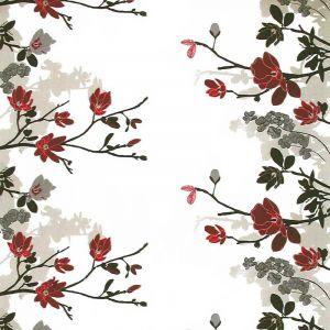 Grandiflora Röd Tyg