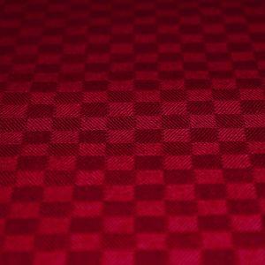 Chess Röd Gardinlängd