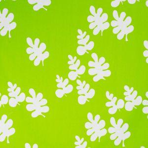 Glada Blad Lime Tyg