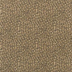 Bacara Leopard Bamboo Tyg