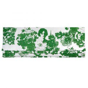 Mademoiselle Grön Hissgardin