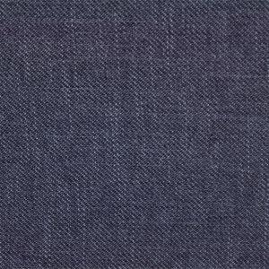 Twill Marinblå Tyg