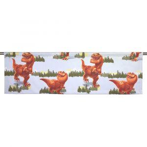 Den gode Dinosaurien Slät gardinkappa