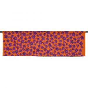 Anemone Mini Lila/Röd Slät gardinkappa