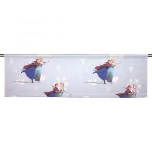 Elsa Frost Ljusblå Slät gardinkappa