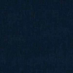Lin Marinblå Vaxduk