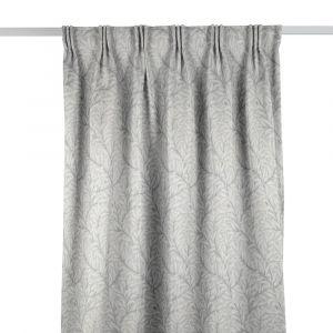 Pure Willow Boughs Print Lightish Grey Gardinlängd
