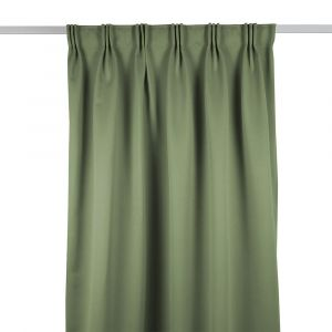 Siv Grön Mörkläggande Gardinlängd