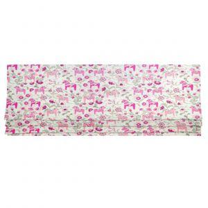 Leksand mini rosa Hissgardin