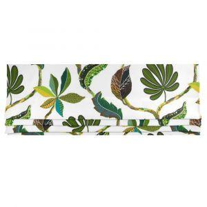 Tahiti Grön/Natur Hissgardin