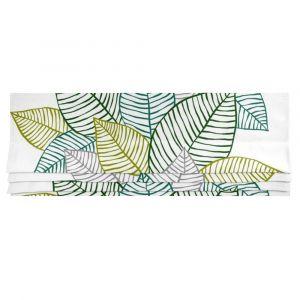 Jolster Grön Hissgardin