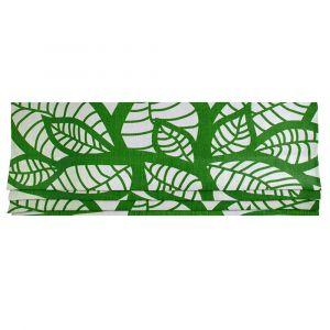 Hosta Grön Hissgardin