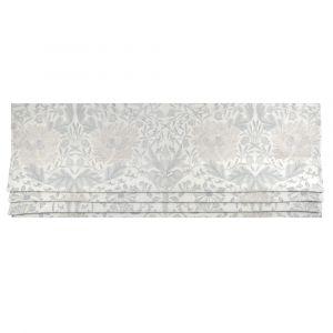 Pure Honeysuckle & Tulip Embroidery Lightish Grey Hissgardin