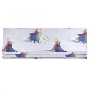 Elsa Frost Ljusblå Hissgardin