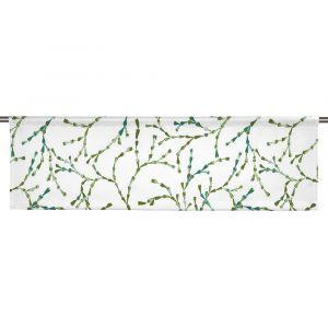 Skagen Grön Slät gardinkappa