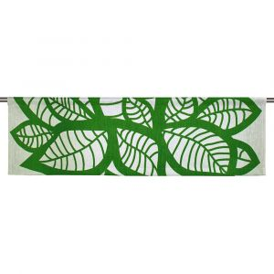Hosta Grön Slät gardinkappa