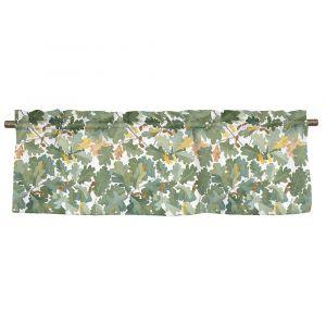 Eklöv Grön Veckad gardinkappa