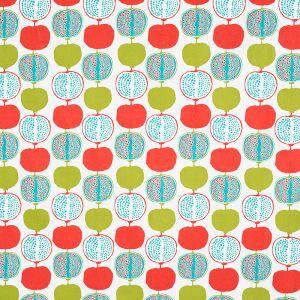 Pomegranate Small Turkos Tyg