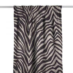 Terranea Zebra Ebony Gardinlängd