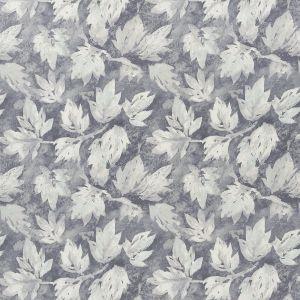 Fresco Leaf Graphite Gardinlängd