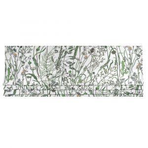 Gräs Grön Hissgardin