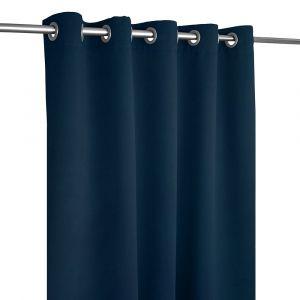 Sune Marinblå Mörkläggande Öljettlängd