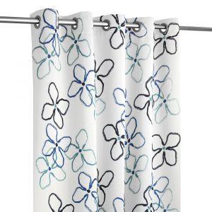 Flower Kronblå Öljettlängd