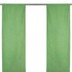 Yngve Envy Green Panelgardin
