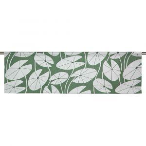 Grodblad Salvia Slät gardinkappa