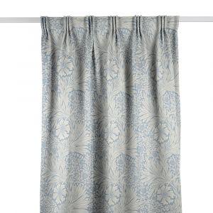 Marigold Blue/Ivory Gardinlängd