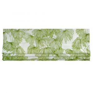 Palma Grön Hissgardin