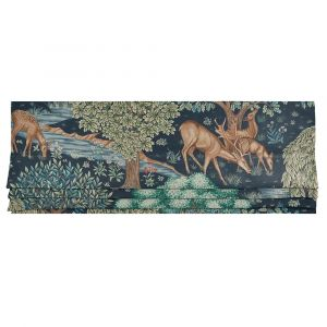 The Brook Tapestry Blue Hissgardin