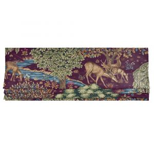 The Brook Tapestry Red Sammet Hissgardin