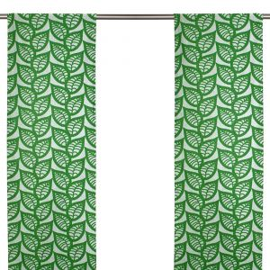 Ranka Grön Panelgardin