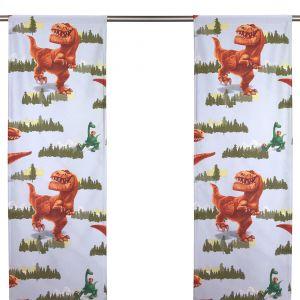 Den gode Dinosaurien Panelgardin