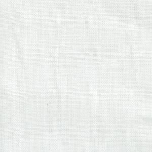 Lin Vit Veckad gardinkappa