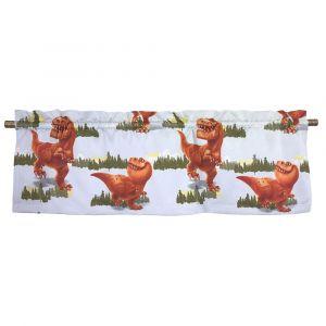 Den gode Dinosaurien Veckad gardinkappa