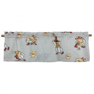 Asterix och Obelix Veckad gardinkappa