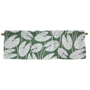 Grodblad Salvia Veckad gardinkappa