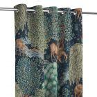 The Brook Tapestry Blue Öljettlängd
