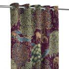 The Brook Tapestry Red Sammet Öljettlängd